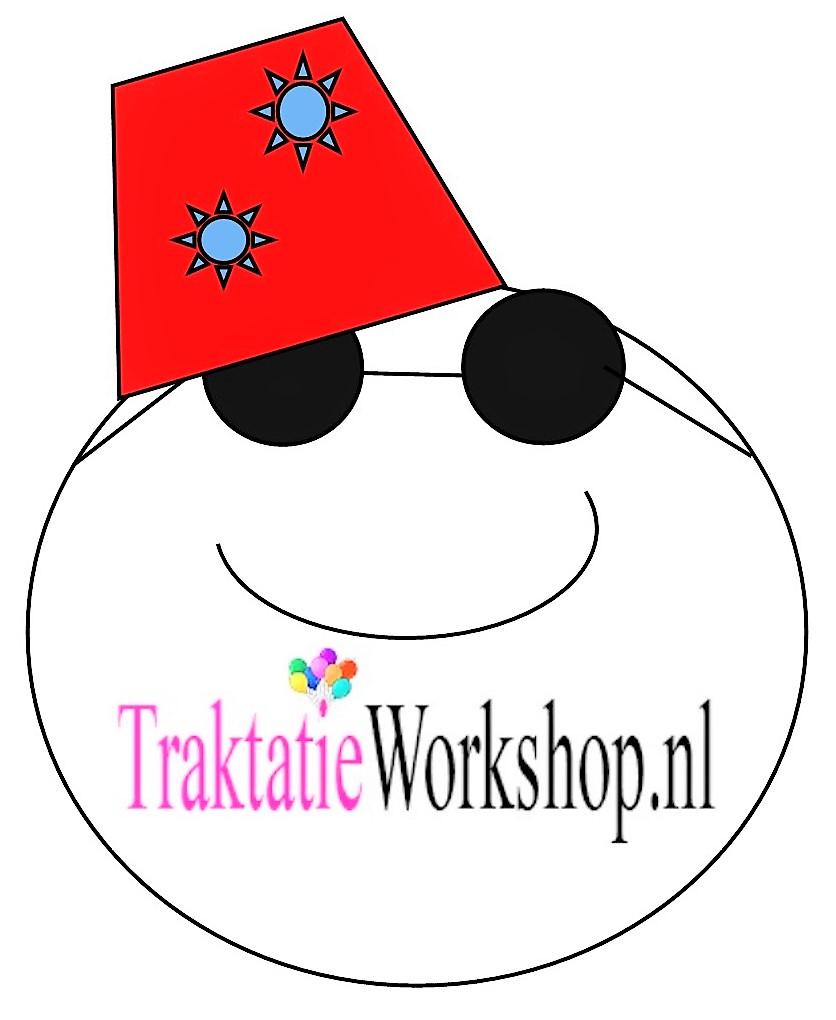 Afbeeldingsresultaat voor logo traktatieworkshop.nl