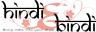 Hindi&Bindi