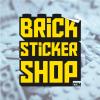 Brickstickershop