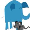 Éléphant et Souris